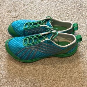 Women's Merrell performance shoes
